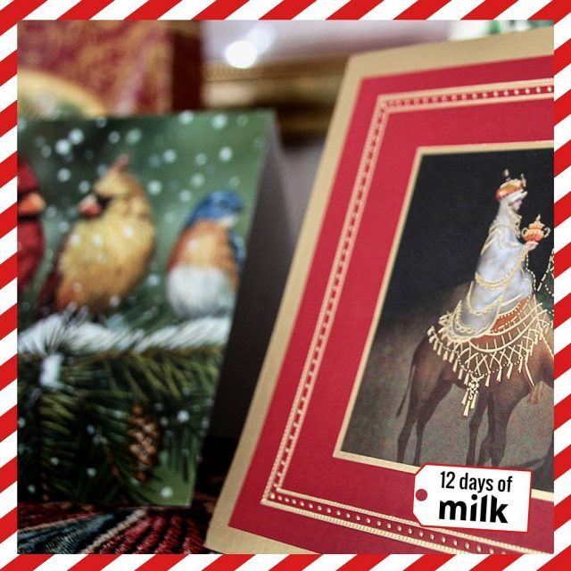 Today is the last day of 12 days of Milk!hellip