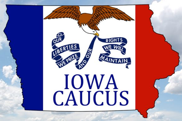 iowa caucus picture