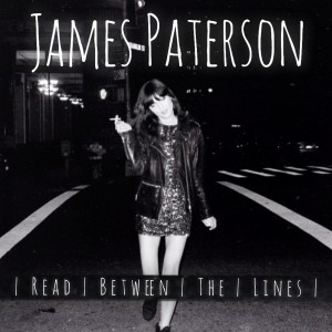 James Paterson black and white album cover