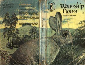 Cover of Watership Down