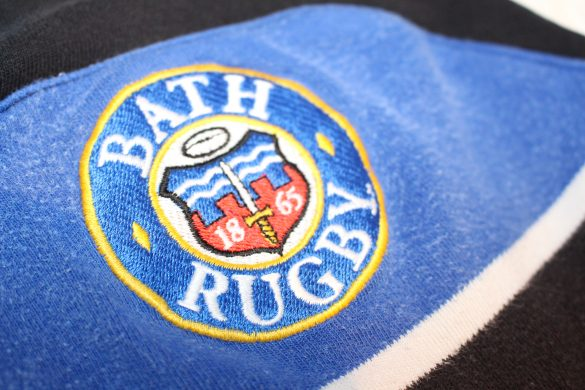 Bath Rugby Logo by Joshua Owen