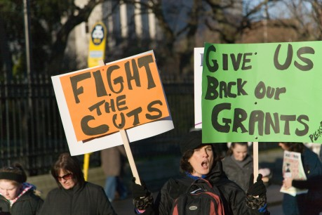 Displaying Protesters against cuts.jpg