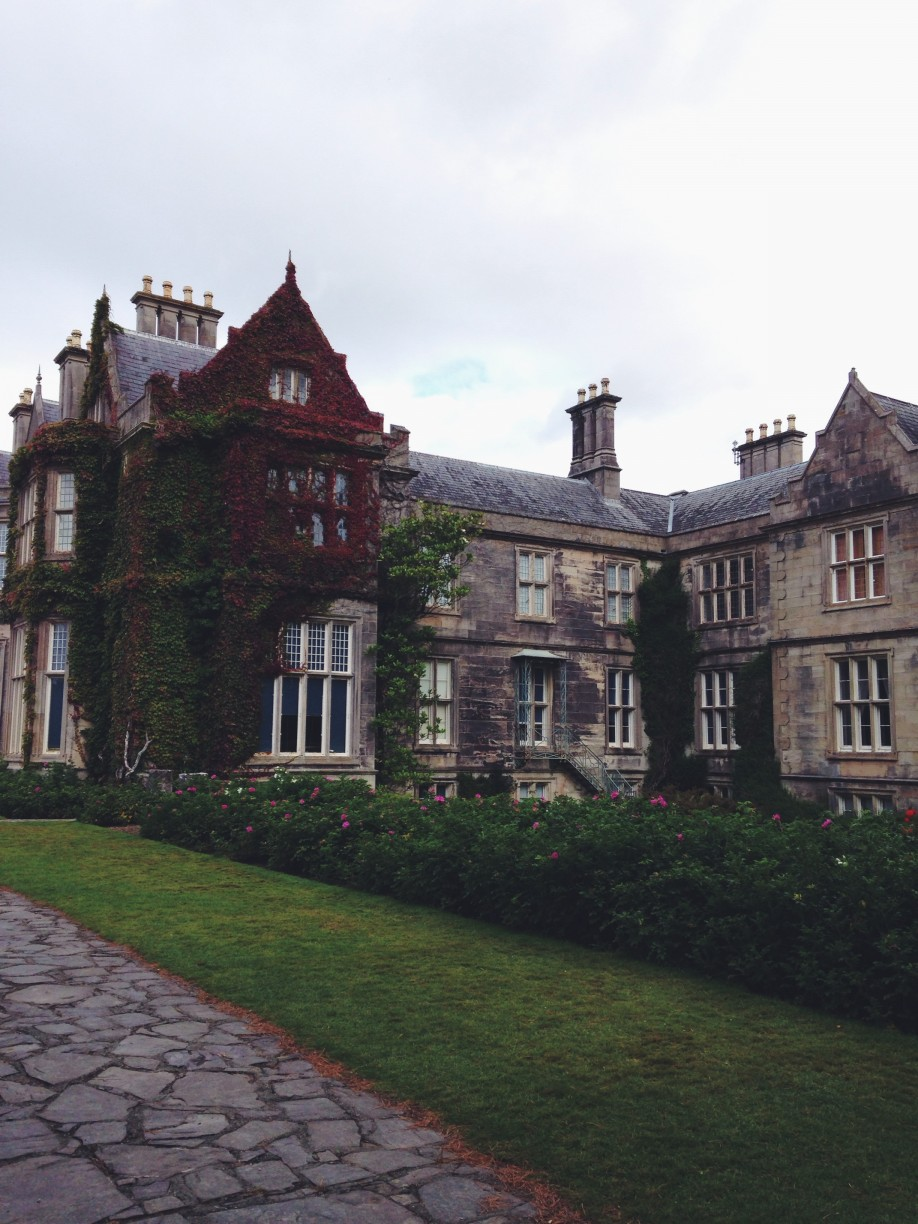 Muckross House in Killarney National Park. ©Hannah Williams