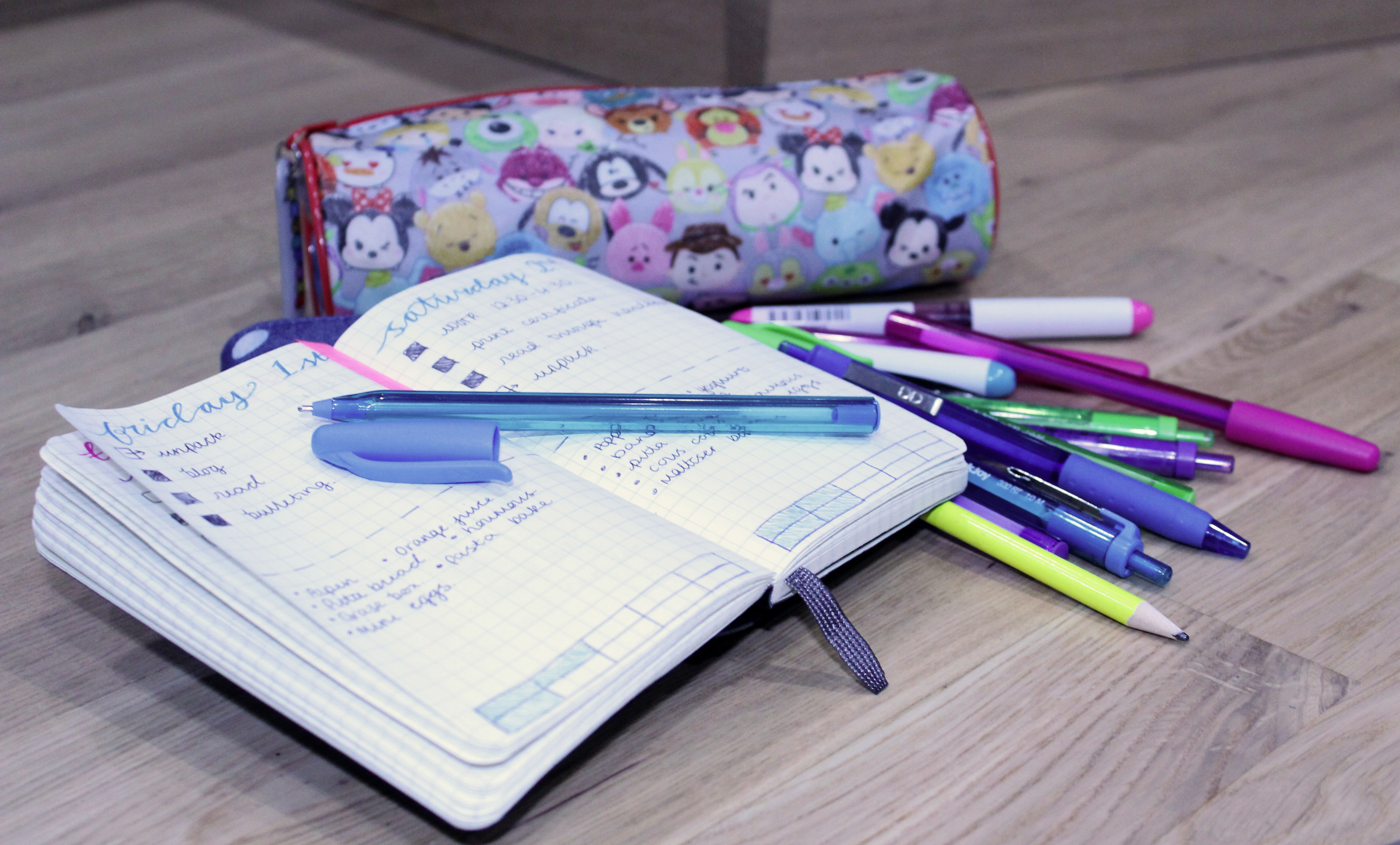 Bullet Journaling, Personalised Organisation   milk magazine