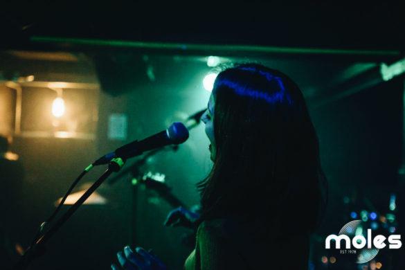 Discount Columbo at Moles nightclub in Bath