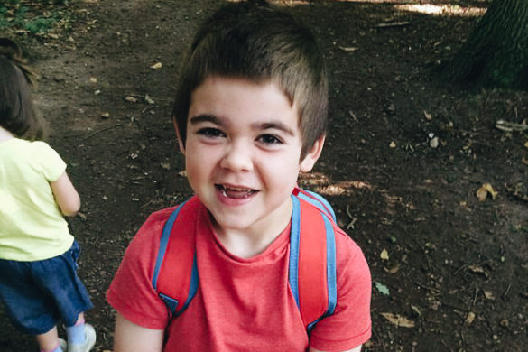 Alfie Dingley is just six years old and suffers with a rare form of epilepsy