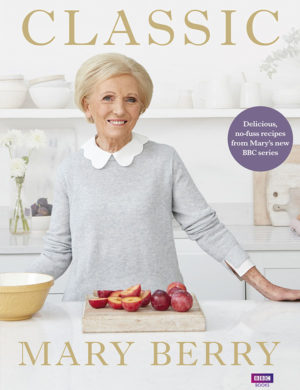 Mary Berry's new book, Classic