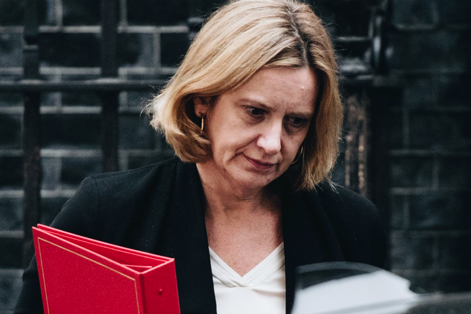 Amber Rudd resigns amidst the Windrush deportation scandal