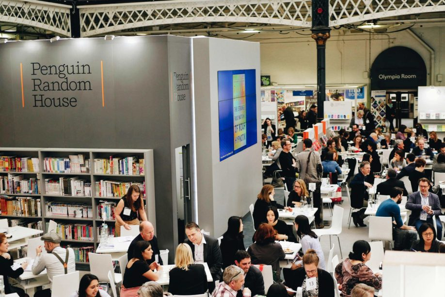 Penguin at London Book Fair