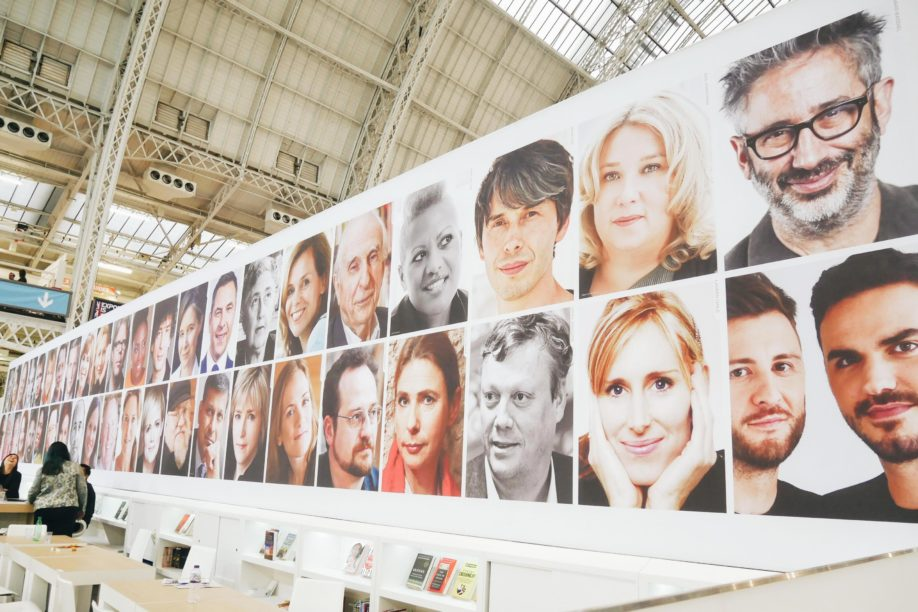 Authors at London Book Fair