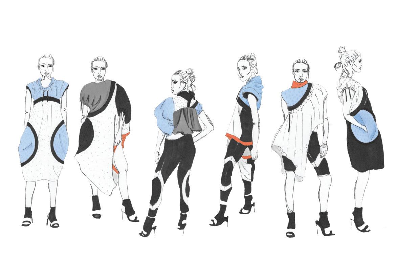 Work from Bath-based designer and BSU alumni Claire Areskog