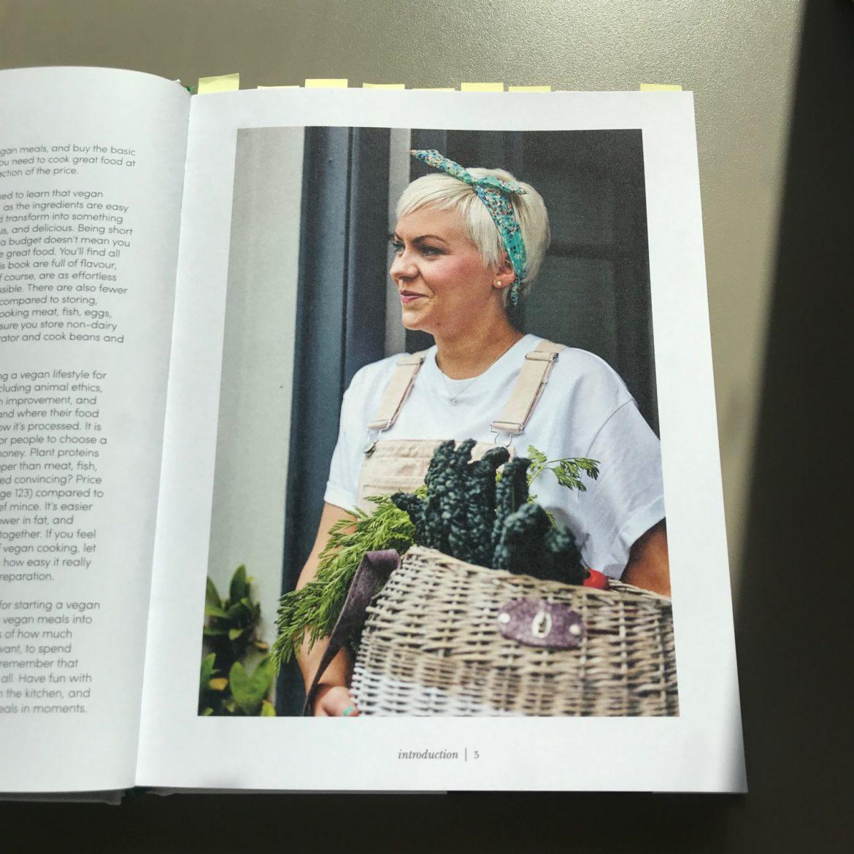 Katy Beskow's Cookbook: '15 Minute Vegan on a Budget' | milk